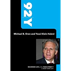 92Y- Michael B. Oren and Yossi Klein Halevi (October 26, 2009)