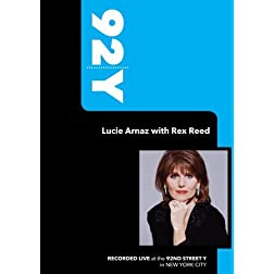92Y- Lucie Arnaz with Rex Reed (October 27, 2009)