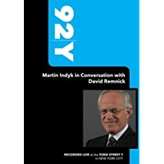 92Y- Martin Indyk in Conversation with David Remnick (January 15, 2009)