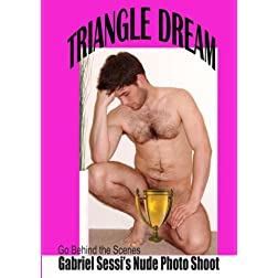 Gabriel Sessi's Nude Photo Shoot