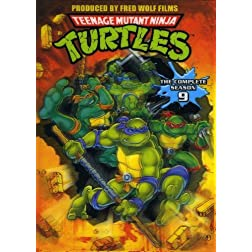 Teenage Mutant Ninja Turtles: The Complete Season 9