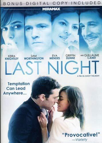 Last Night (+ Digital Copy)
