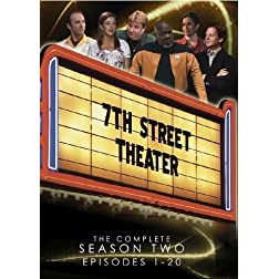 7th Street Theater TV Series Complete Season Two: Episodes 1-20