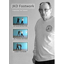 Jeet Kune Do Footwork