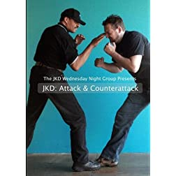 Jeet Kune Do: Attack & Counterattack