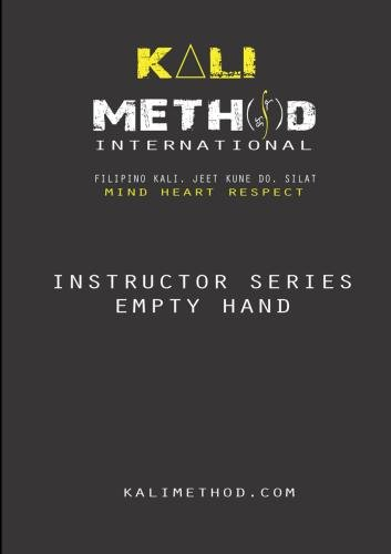 Kali Method: Empty Hand