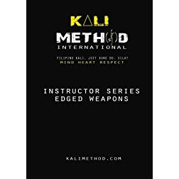 Kali Method: Edged Weapons