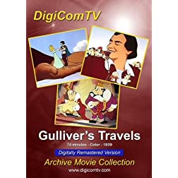 Gulliver's Travels -  1939 Color (Digitally Remastered Version)