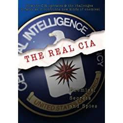 The Real CIA: Enemies, Secrets and Spies  (Institutions)