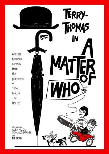 A Matter Of WHO (1962)