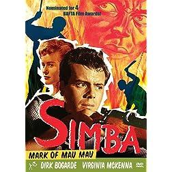 Simba aka: Mark Of Mau Mau