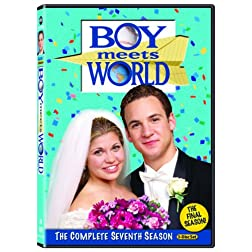 Boy Meets World: The Complete Seventh and Final Season
