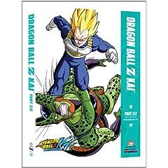 Dragon Ball Z Kai: Season One, Part 6