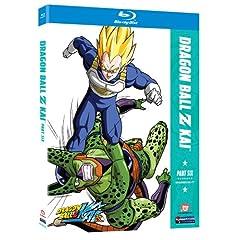 Dragon Ball Z Kai: Season One, Part 6 [Blu-ray]