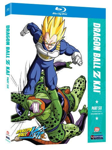 Dragon Ball Z Kai: Part Six [Blu-ray]
