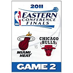 2011 NBA Eastern Conference Finals: Game 2/Chicago Bulls Vs. Miami Heat