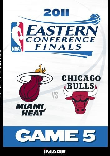 2011 NBA Eastern Conference Finals: Game 5/Chicago Bulls Vs. Miami Heat