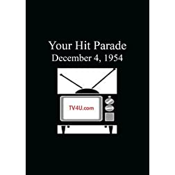 Your Hit Parade - December 4, 1954