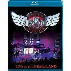 REO Speedwagon: Live in the Heartland [Blu-ray]