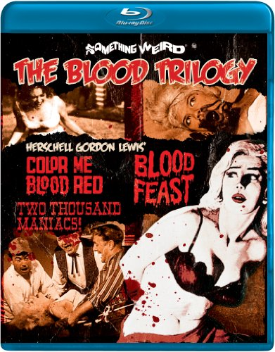 The Blood Trilogy [Blu-ray]