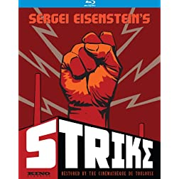 Strike: Remastered Edition [Blu-ray]