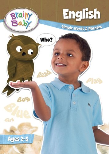 Brainy Baby English DVD: Deluxe Edition