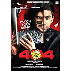 404 (2011) (Thriller Hindi Film / Bollywood Movie / Indian Cinema DVD)