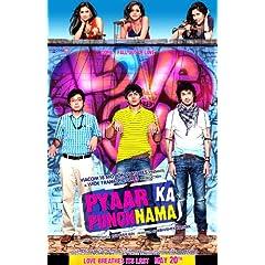 Pyaar Ka Punchnama (2011) (Comedy / Romance Hindi Film / Bollywood Movie / Indian Cinema DVD)