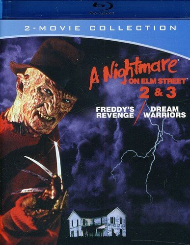 A Nightmare on Elm Street 2 & 3 [Blu-ray]