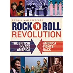 Ed Sullivan Presents: Rock 'N' Roll Revolution [DVD]