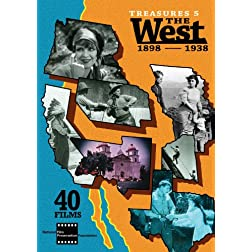 Treasures 5: The West, 1898-1938