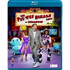 The Pee-wee Herman Show on Broadway [Blu-ray]