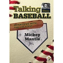 Talking Baseball with Ed Randall - New York Yankees - Mickey Mantle  Vol. 1