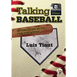 Talking Baseball with Ed Randall - Boston Red Sox - Luis Tiant Vol.1