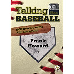 Talking Baseball with Ed Randall - Los Angeles Dodgers - Frank Howard Vol.1