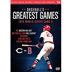 Baseballs Greatest Games-1975 World Series Game 6