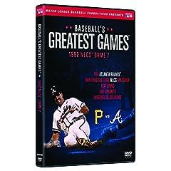 Baseballs Greatest Games-1992 Nlcs Game 7