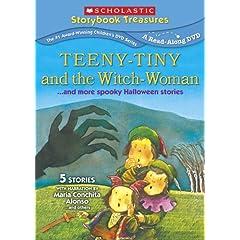 Teeny-Tiny & the Witch Woman