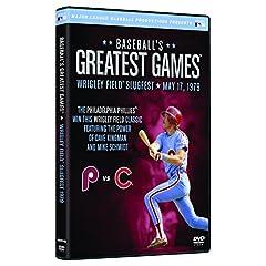 Baseballs Greatest Games-1979 Wrigley Field Slugfest