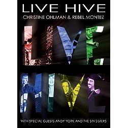 Live Hive / Christine Ohlman