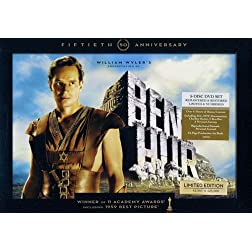 Ben-Hur (50th Anniversary Ultimate Collector's Edition)