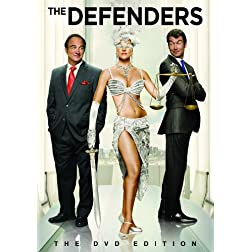 The Defenders: The DVD Edition