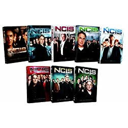 NCIS: Seasons One - Eight