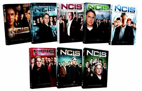 NCIS: Seasons One - Eight