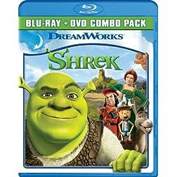 Shrek (Two-Disc Blu-ray / DVD Combo)