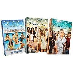90210: 3 Season Pack