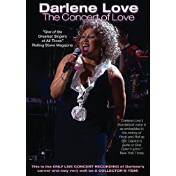 Darlene Love:The Concert of Love DVD