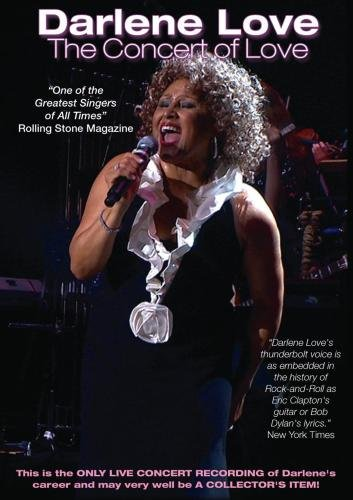 Darlene Love:The Concert of Love DVD