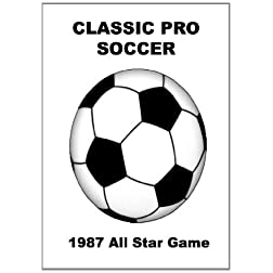 1987 All Star Game - Soccer