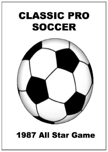 1987 All Star Game - Soccer